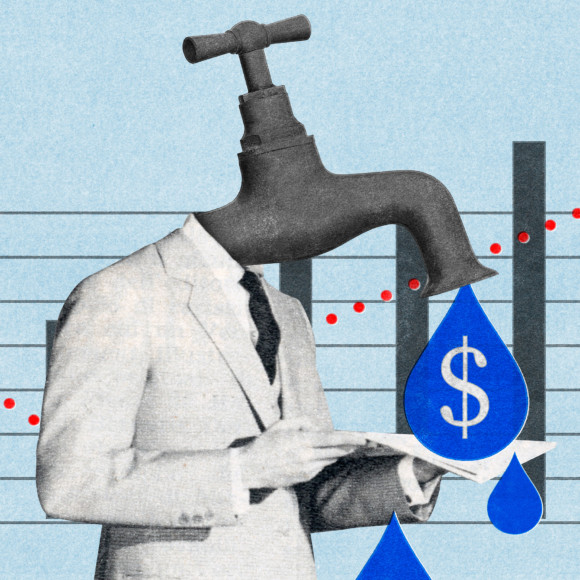 Water poverty. The Guardian US