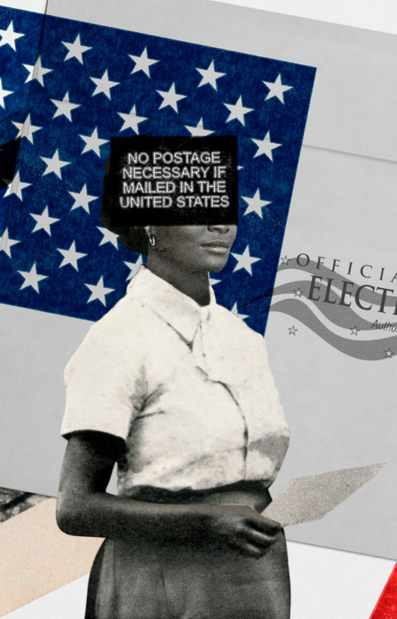US Postal Service. The Guardian US